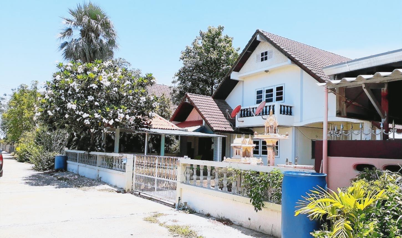 ขายถูก! บ้านเดี่ยว หมู่บ้านชัยพร จังหวัดกาญจนบุรี 02-88-12176