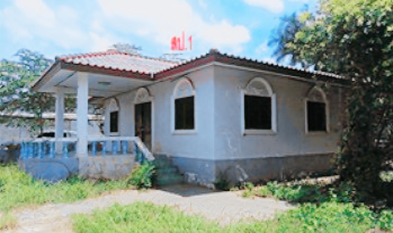ขายถูก! บ้านเดี่ยว หมู่บ้านชุมชนบ้านศรีเมืองใหม่ 02-88-12230