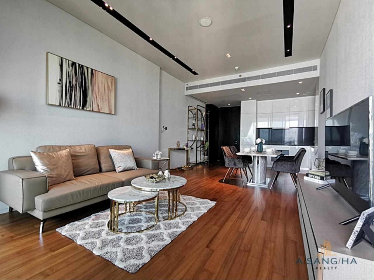 Banyan Tree Residence Riverside Bangkok for Rent and Sale