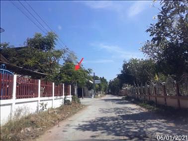 ขายถูก! บ้านเดี่ยว หมู่บ้านบ้านโคกสะอาด จังหวัดมหาสารคาม 02-88-12324