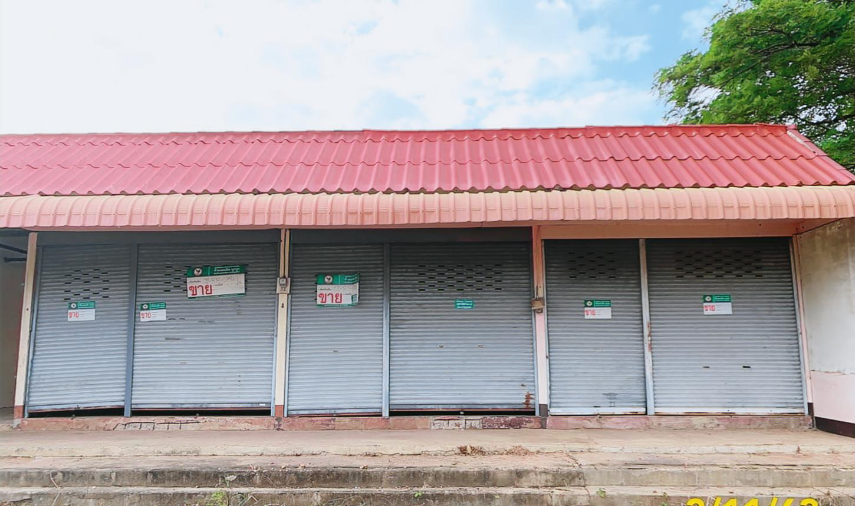 ขายถูก! บ้านเดี่ยว จังหวัดมหาสารคาม 02-88-07948