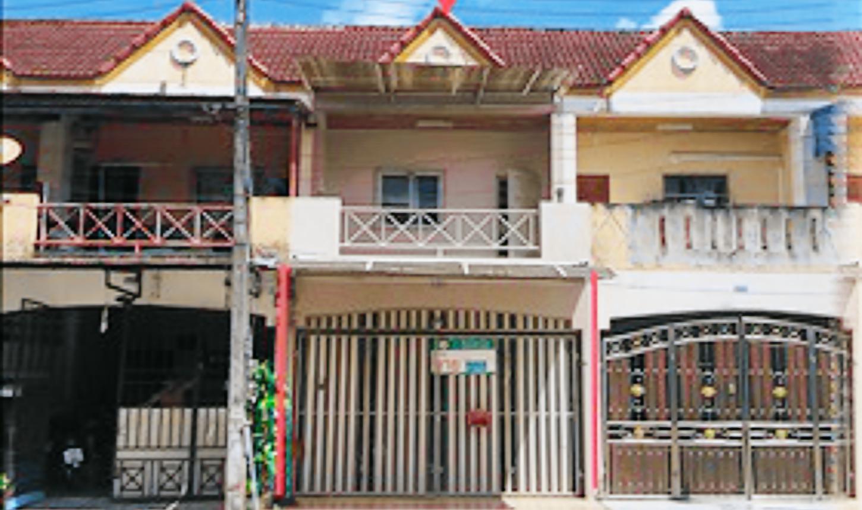 ขายถูก! ทาวน์เฮ้าส์ หมู่บ้านพุทธรักษา จังหวัดสงขลา 03-88-03934