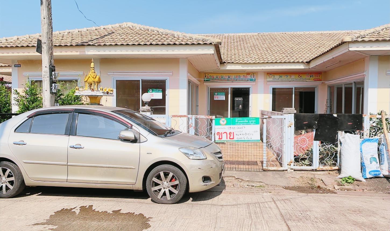 ขายถูก! ทาวน์เฮ้าส์ หมู่บ้านปราณทองวิลเลจ จังหวัดอุดรธานี 03-88-04467