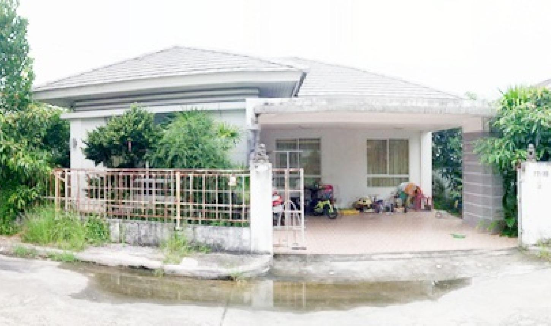 ขายถูก! บ้านเดี่ยว หมู่บ้านเซ็นทรัลพาร์ค 4 02-88-12217