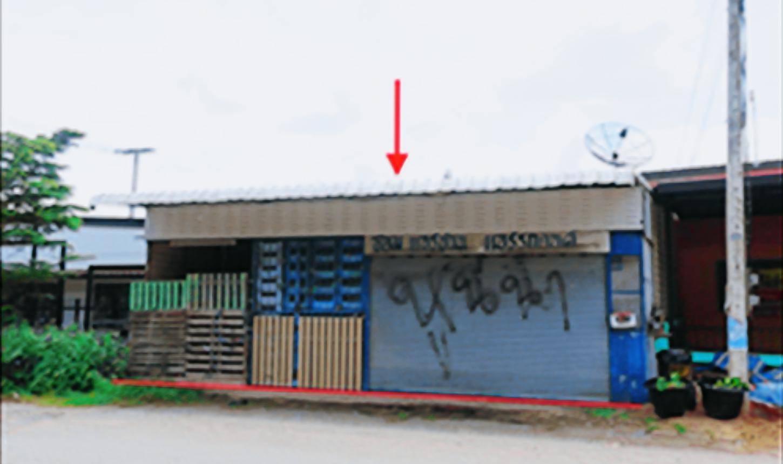 ขายถูก! ทาวน์เฮ้าส์ หมู่บ้านบ้านให้คุณ จังหวัดนครราชสีมา 03-88-05035
