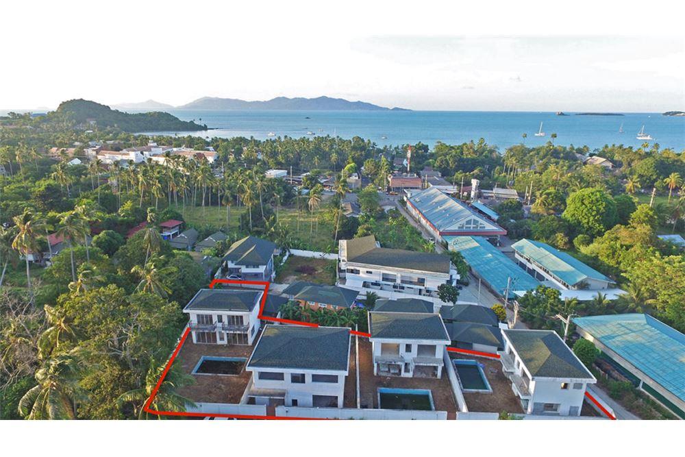 Private Villa project in progress, Bophut, Koh Samui.