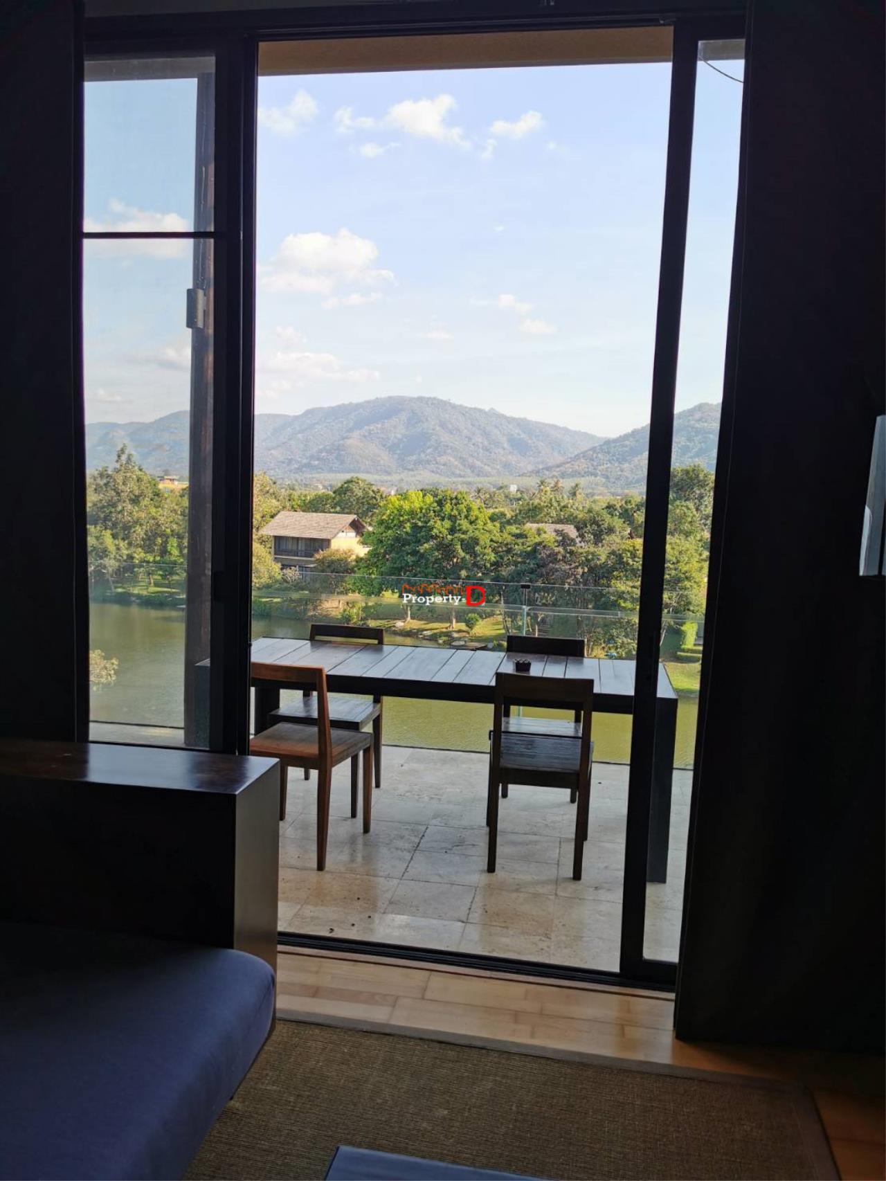 ขาย คีรีมายา อัตตา เดอะคอนโด ห้องพื้นที่102.50 ตร.ม ชั้น4 ริมทะเลสาบที่สวยที่สุดในเขาใหญ่
