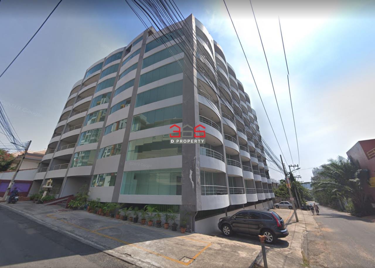 ขาย - โรงแรม ขนาด 8 ชั้น บางละมุง ชลบุรี