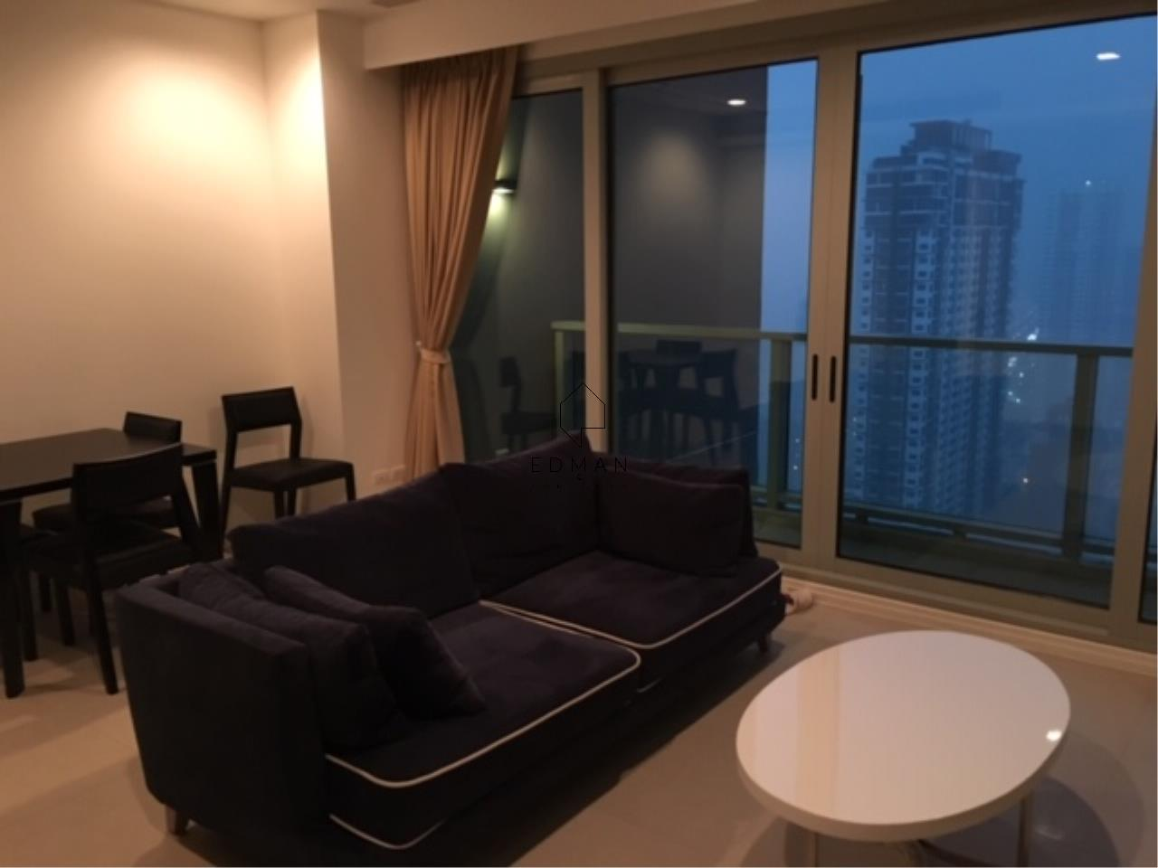 Sell The room rama4 31st floor 45 sqm built-in