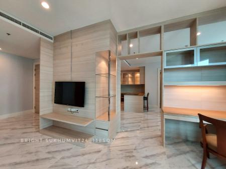 ให้เช่า คอนโด ห้องขนาดใหญ่พิเศษ Bright Sukhumvit 24 condominium 138 ตรม. กลางใจเมือง