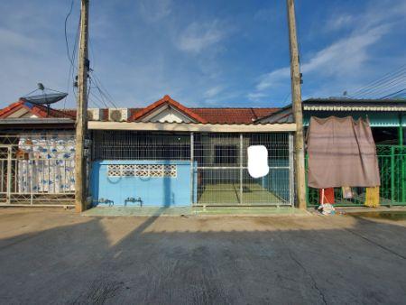 ขายบ้านชั้นเดียว รีโนเวททั้งหลัง หมู่บ้านไพจิตต สมุทรสงคราม 24 ตร.วา วัดช่องลม