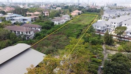 ขายที่ดิน 7-1-20 ไร่ ใกล้ BTS สวนหลวง ร.9 ติดรั้วสวนหลวง ร.9 ซ.ศรีนครินทร์ 55