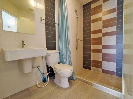 ขาย คอนโด  เดอะ ทรัสต์ เรสซิเด้นซ์ ปิ่นเกล้า ชั้น26 ใกล้สายใต้เก่า ราคาถูก The Trust Residence ปิ่นเกล้า  28.84 ตรม.