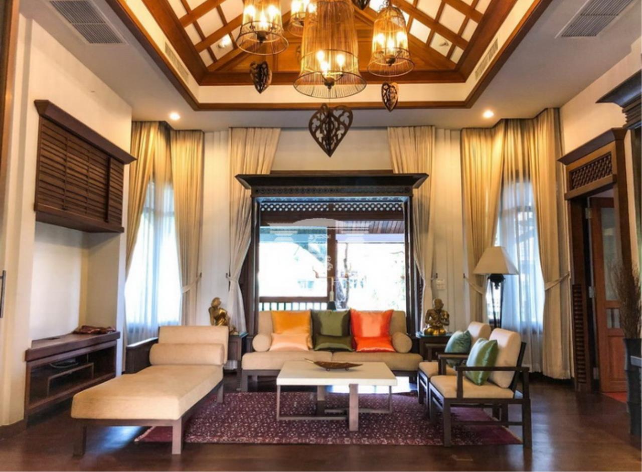 39721-Single house for rent in Contemporary Villa stylei Lamphun Plot size 1-0-345 Ra