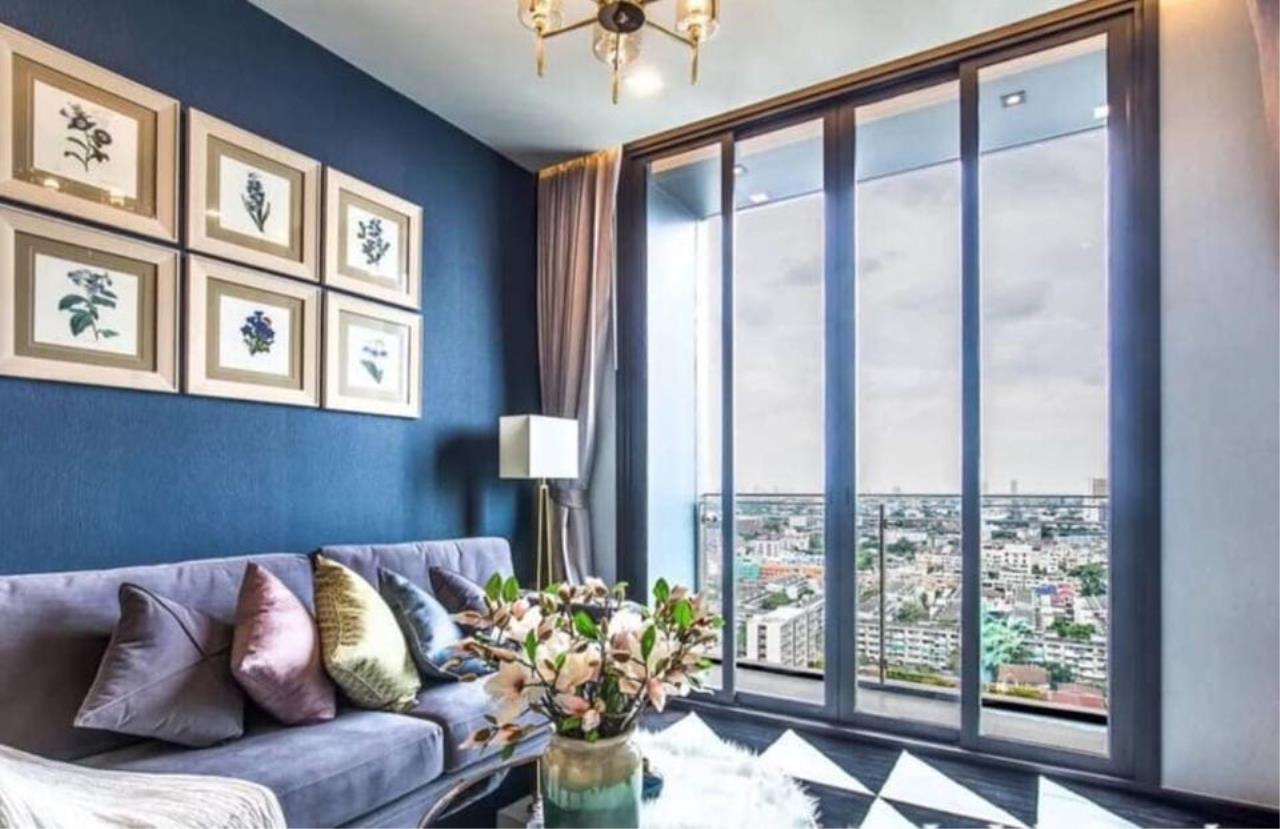 1 Bedroom | 1 Bathroom | 4716sqm | The Monument-Sanam Pao| Rent 42000 THBMonth