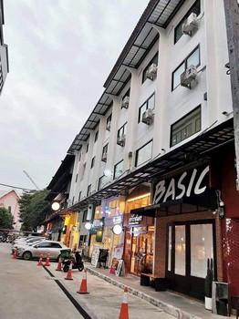 ขายเซ้ง โรงแรม ติดถนนใหญ่ ย่านอารีย์ สามเสนใน พญาไท ใกล้รถไฟฟ้า BTS อารีย์ สะพานควาย