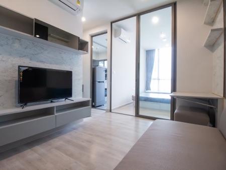 ให้เช่า คอนโด  Niche Pride เตาปูน-อินเตอร์เชนจ์ 28 ตรม. ชั้น11 ชั้นสูง วิวเมืองสวย ห้องมือ1 เฟอร์ครบพร้อมอยู่