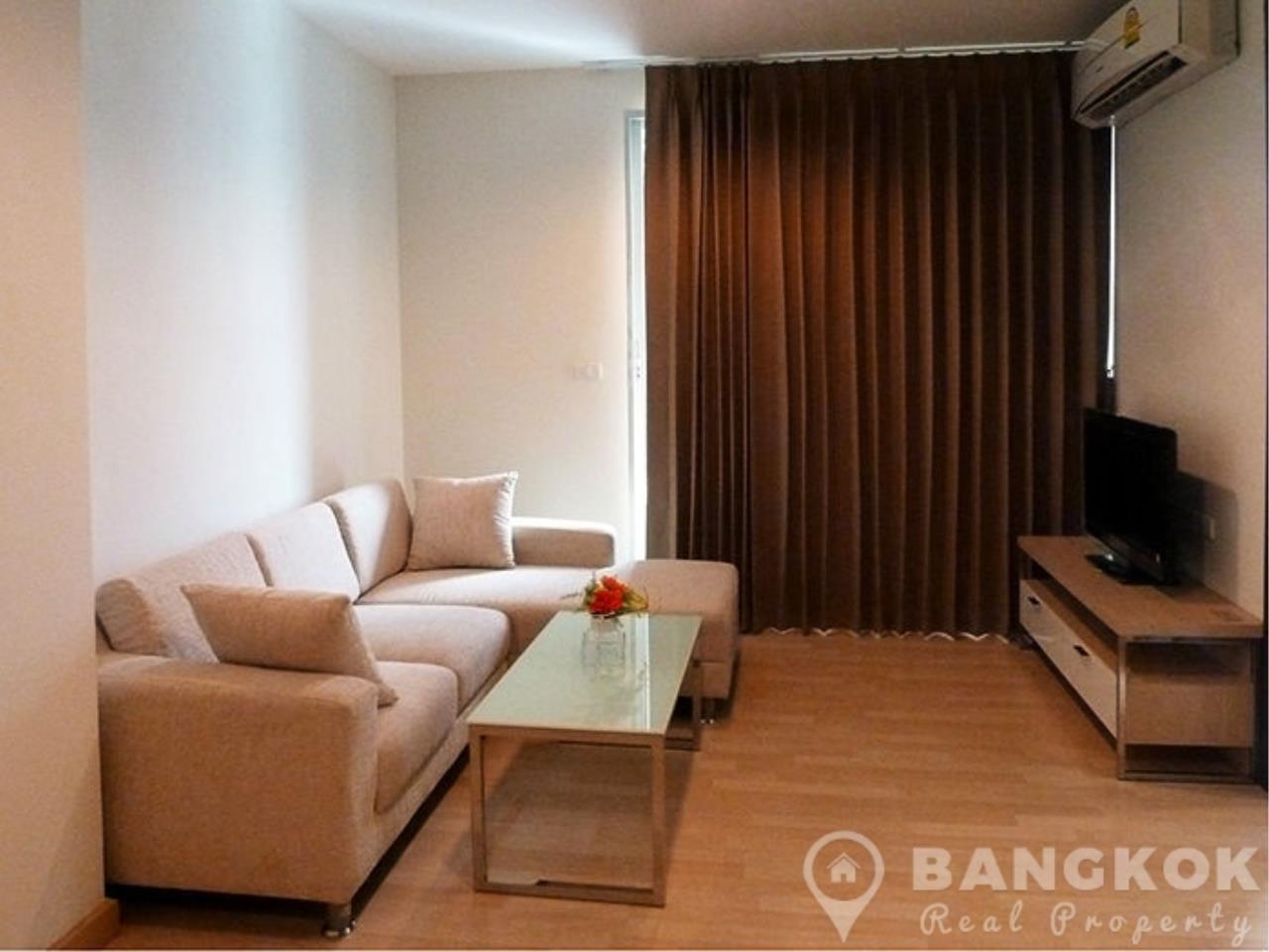 Rhythm Ratchada Condominium | Modern High Floor 1 Bed next to MRT