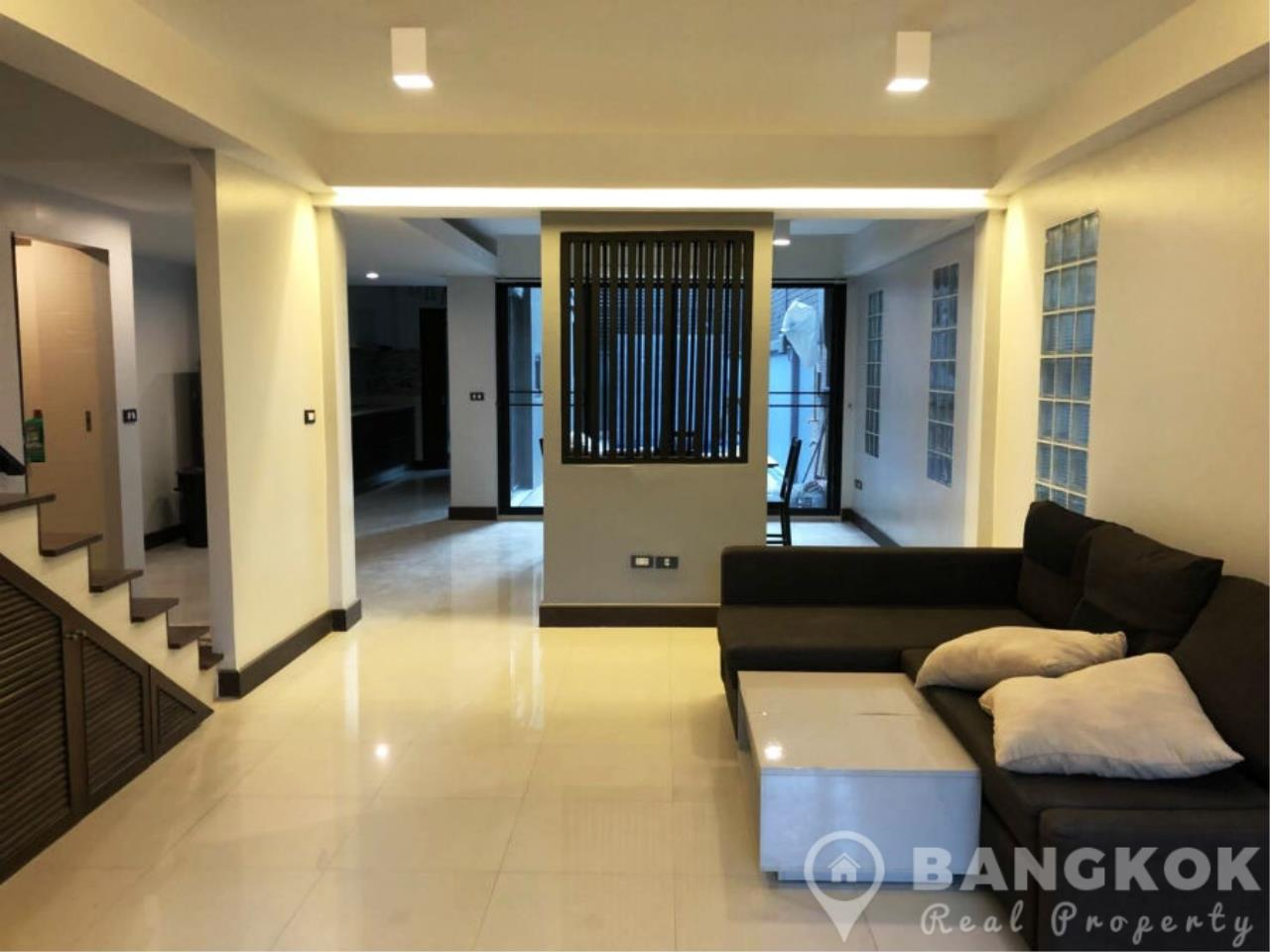 Modern Detached House in Thonglor 4 Beds with Private Swimming Pool