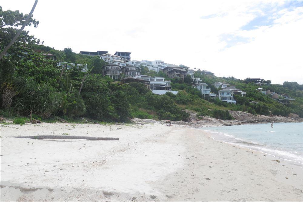 Beach land for sale in Plai Laem