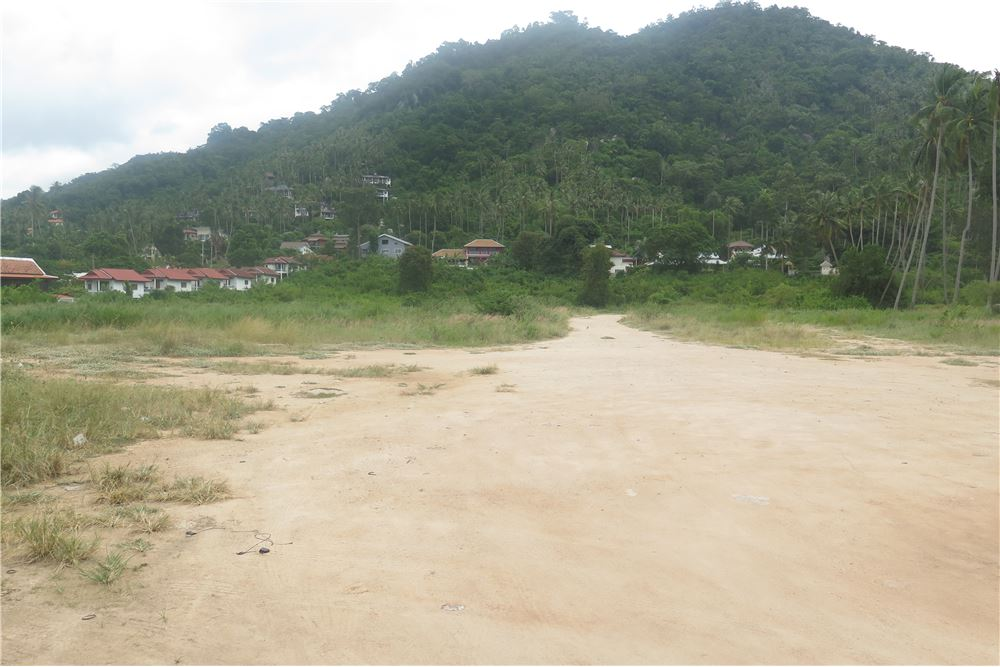 Golden opportunity 18 rai land for sale in Lamai