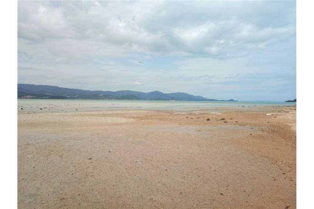 Amazing beachfront land in Plai Laem