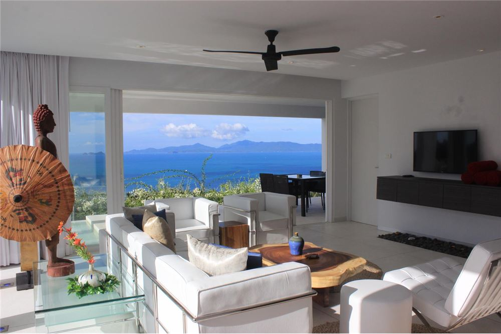 Stylish Garden villa/apartment with panoramic view