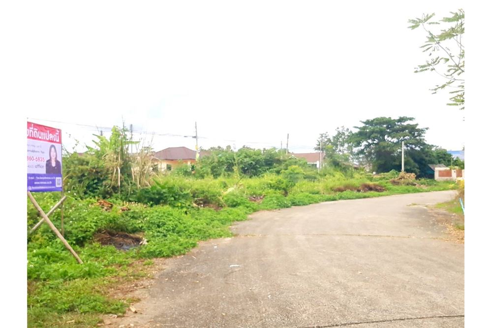 Beautiful land for sale In the new Chiang Rai city project Ready to build a house . <BR>Land suitable for house, safe , near the city, convenient transportation. The village is an asphalt road.  <BR>This price is the cheapest sale in the project. Only 10,000 baht per square wah. <BR> <BR>#Land details <BR>- Land size 125.9 sq.w. <BR>- price 10,000 baht per sq.w. <BR>- Approximately 7 meters wide <BR>- About 27 meters deep <BR>- Price only 1,259,000 baht <BR> <BR>#Nearby places <BR>- Big C Chiang Rai <BR>- Central Plaza Chiang Rai  <BR>- Chiang Rai Prachanutak Hospital  <BR>- Pho Khun Intersection, Chiang Rai <BR> <BR>#Location : https://goo.gl/maps/vU74k2MEiKy <BR> <BR>
