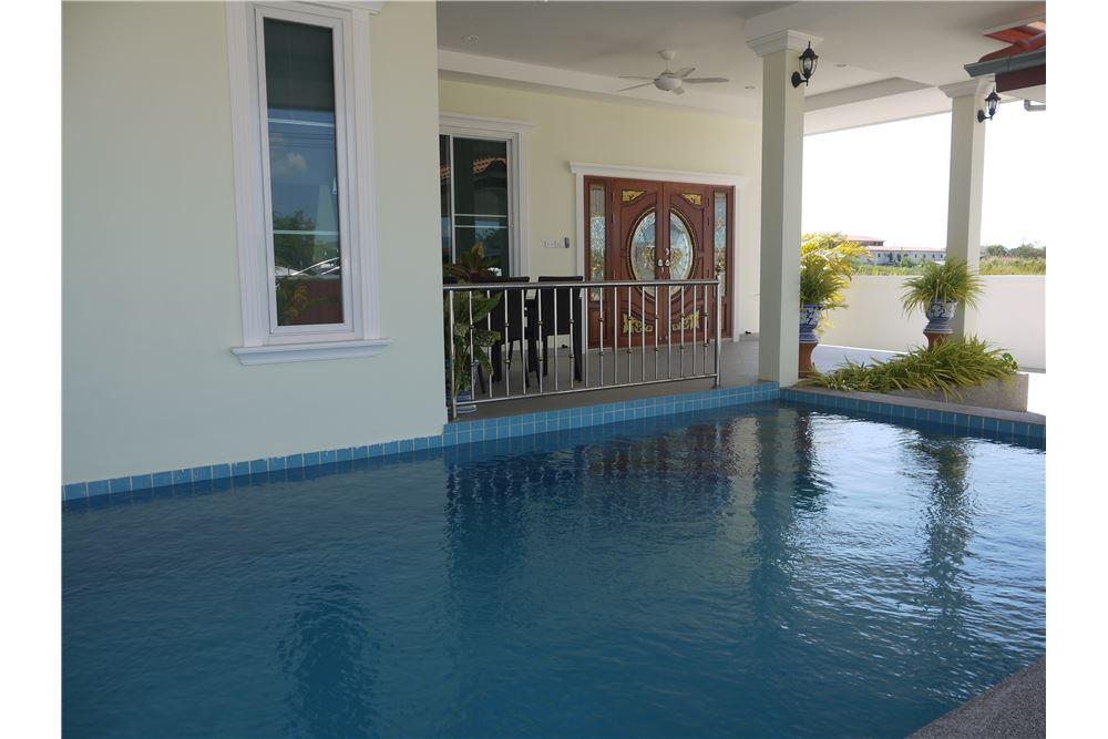 New Pool Villa for sale