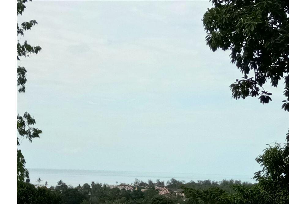 SEAVIEW LAND FOR SALE IN PLAE LAEM, KOH SAMUI