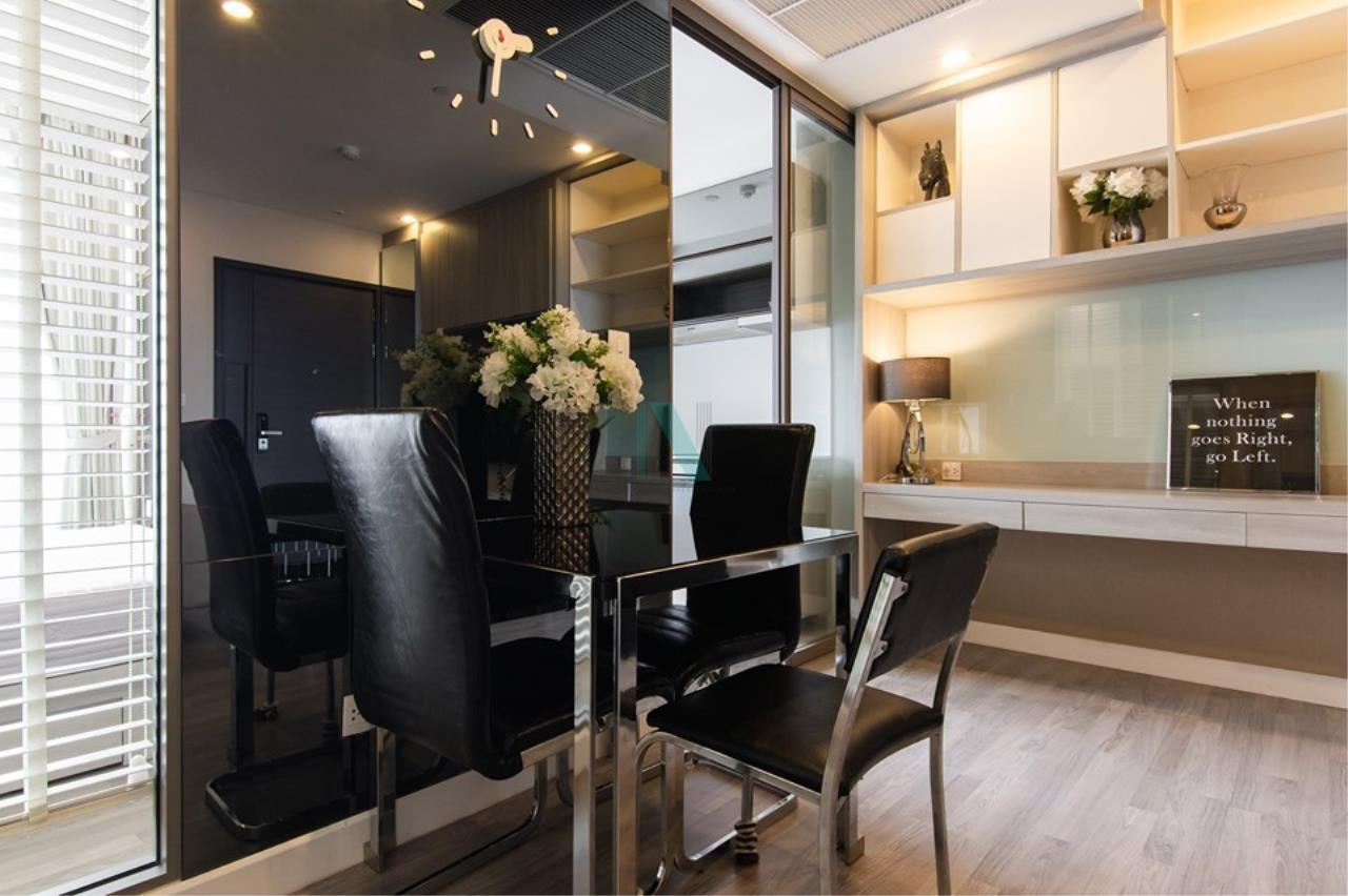 For Rent The Room Rama 4 1 Bedroom 31st Floor Near MRT Hua Lamphong