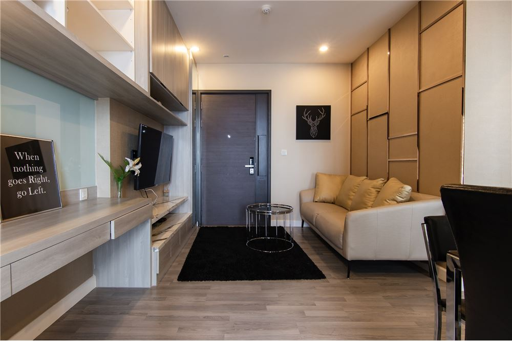 SALE THE ROOM RAMA 4 1 BED 45 SQM.