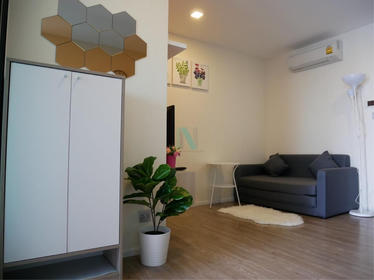 For rent Phaholyothin-Saphan Mai 2 bedrooms 10th floor near BTS Saiyud