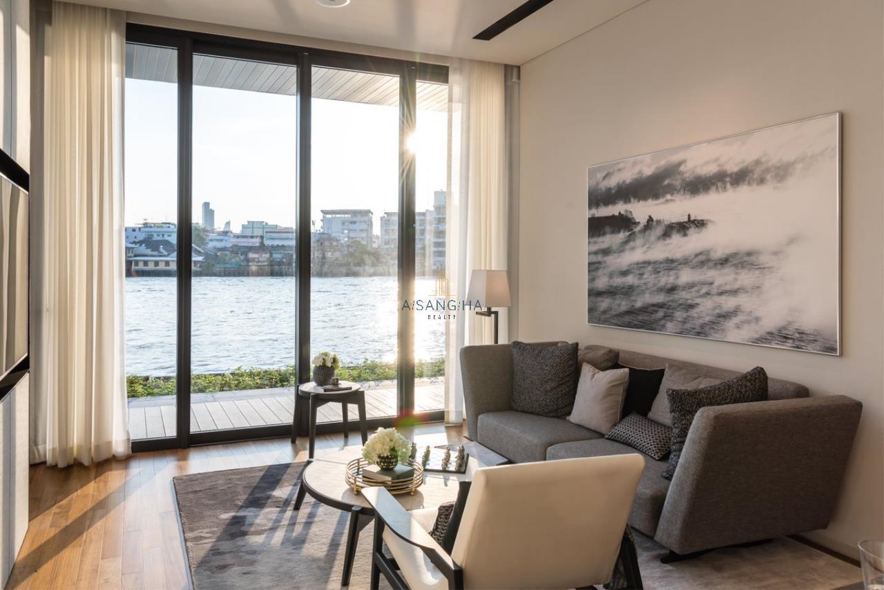 Banyan Tree Residences Riverside Bangkok for Sale & Rent