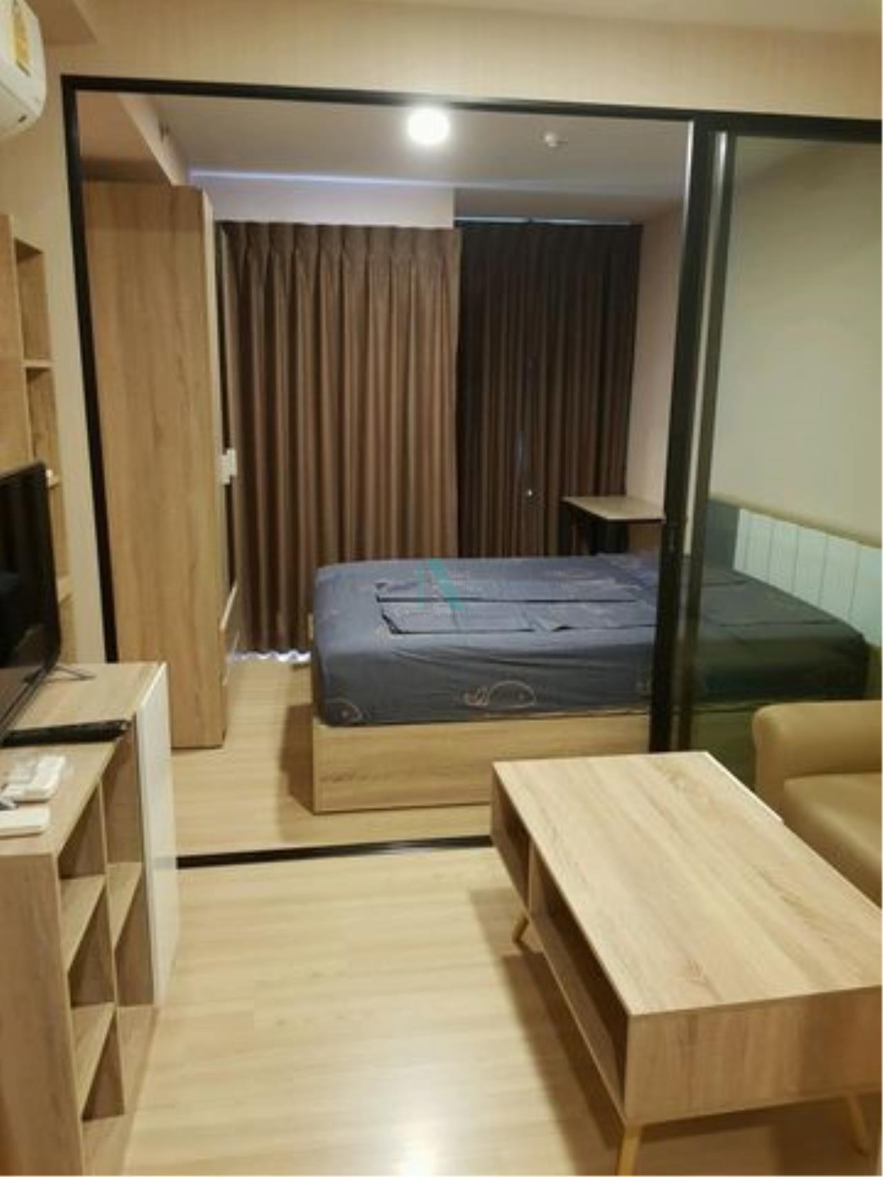 Sell KNIGHTSBRIDGE SKYCITY SAPHANMAI 1 bedroom, 5th floor, 23 square meters