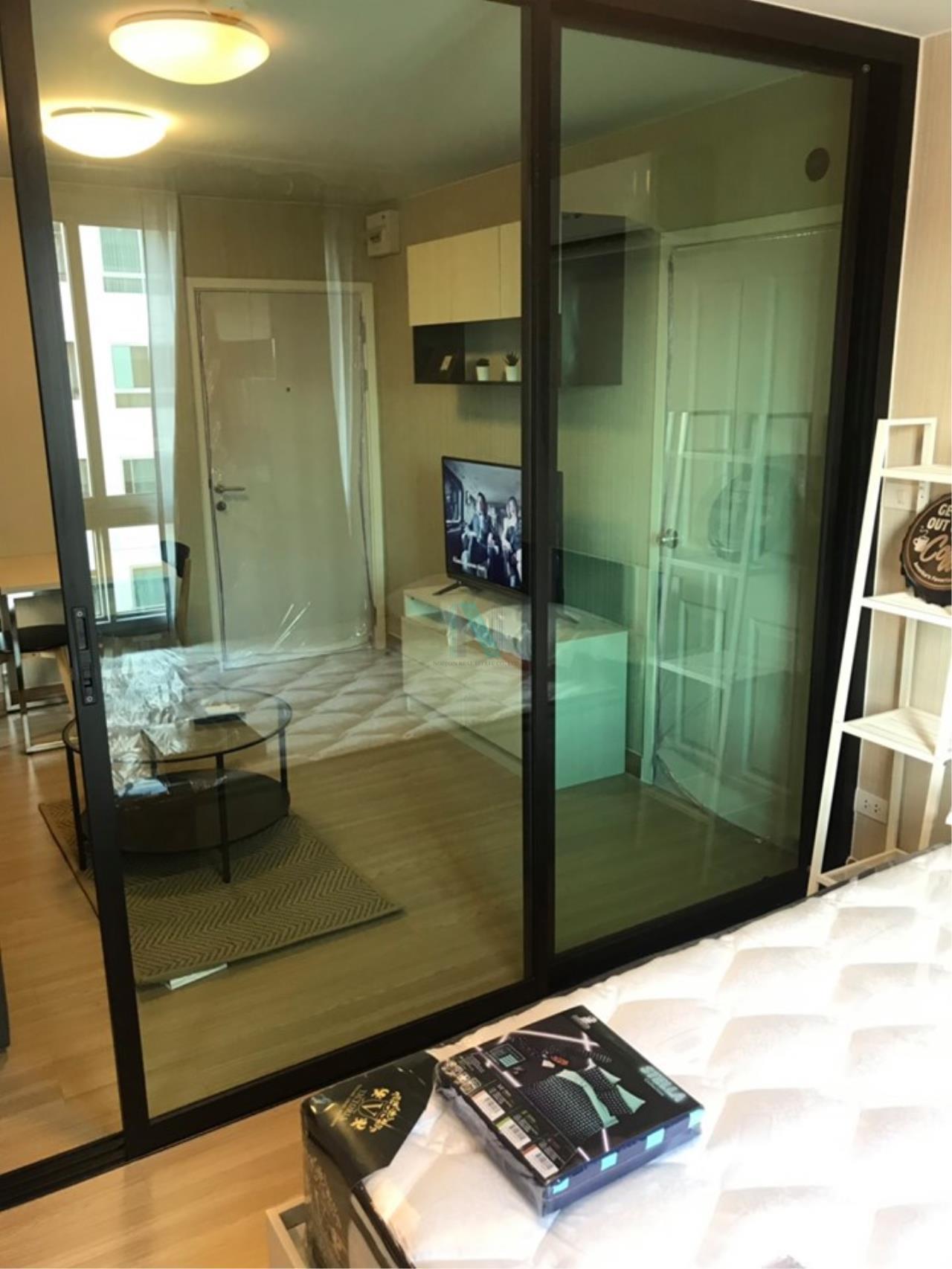For rent, Plum Condo Phahonyothin 89 1 bedroom Floor 4 Building 2B