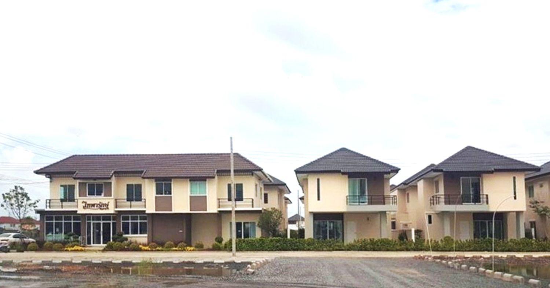 บ้านเทพารักษ์ โครงการ15 - บรรยากาศ - 1