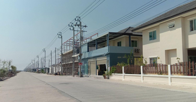 บ้านเทพารักษ์ โครงการ15 - บรรยากาศ - 2