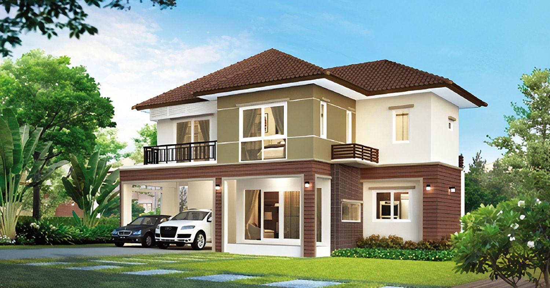 ภาพหลัก -   บ้านวังจารุ บางบัวทอง