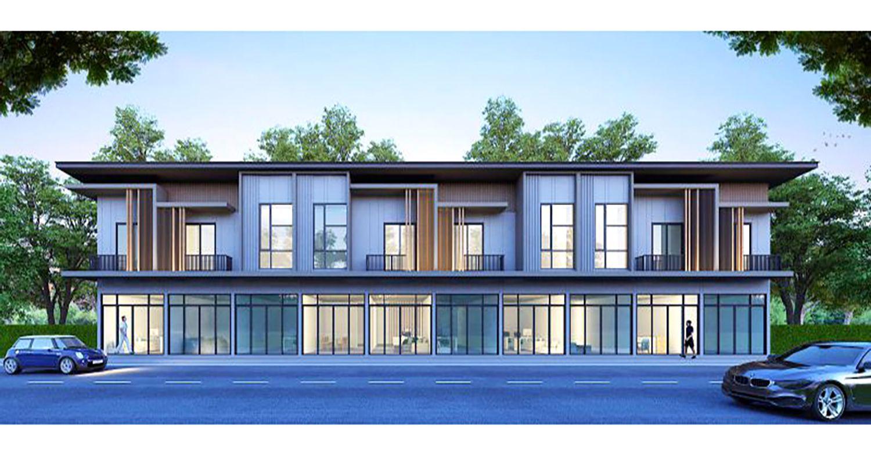 บ้านสวย พารากอน หลังสวน  - บรรยากาศ - 1