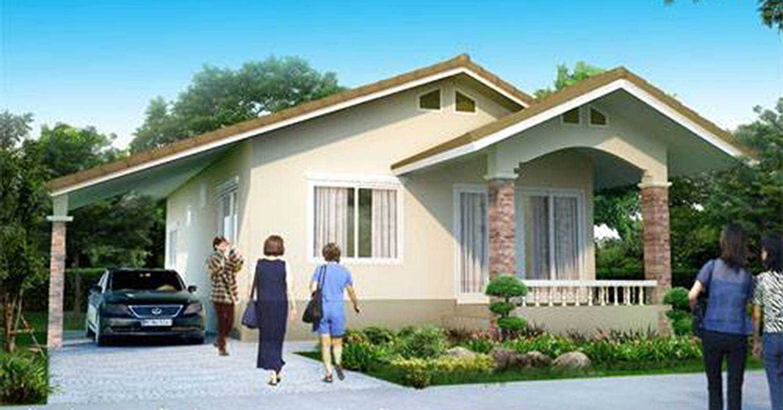 ภาพหลัก -  บ้านลักกี้โฮม บาย ราชธานี 2