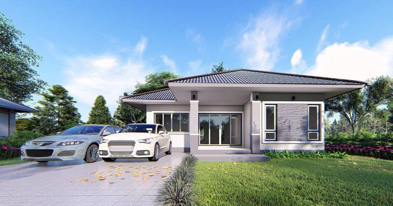 ภาพหลัก -  บ้านมีสุข เฟส 7 @ห้วยวังนอง